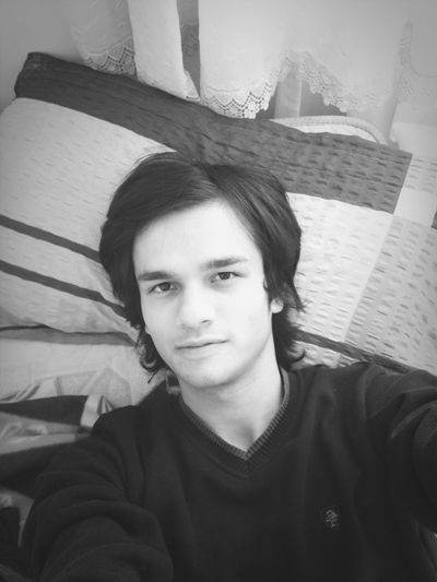 Black & White Good Morning First Eyeem Photo Selfie :)