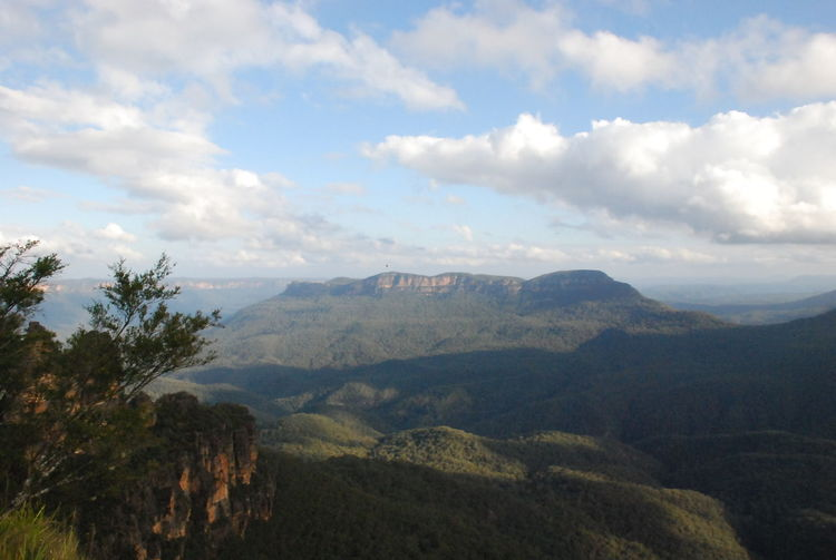 Photos of Blue Mountains National Park, Australia 2012 Beauty In Nature Day Landscape Mountain Mountain Range Nature No People Outdoors Scenics Sky Tranquil Scene Tranquility Tree