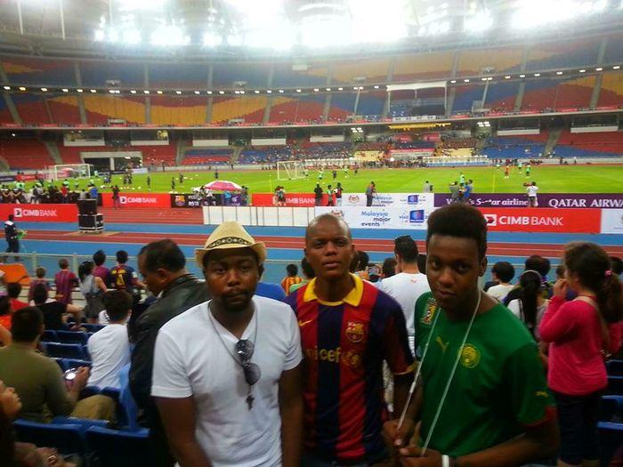 Barca Football FCBarcelona  Being A Tourist Malaysia