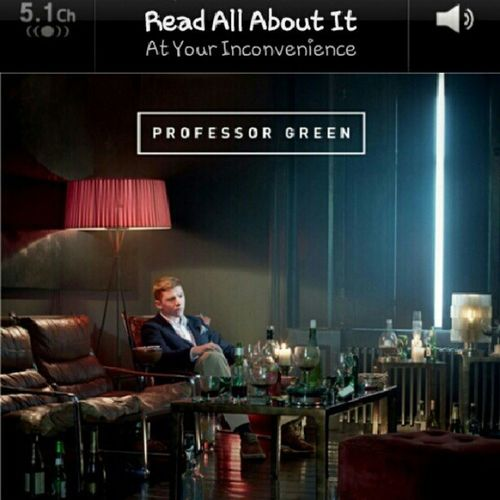 Instasong Dailysong Professorgreen Readallaboutit