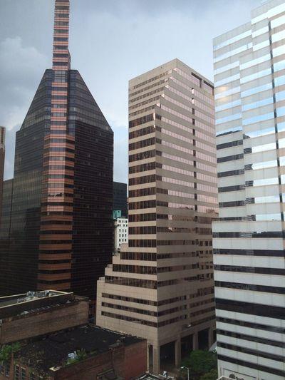 Baltimore Skyscrapers