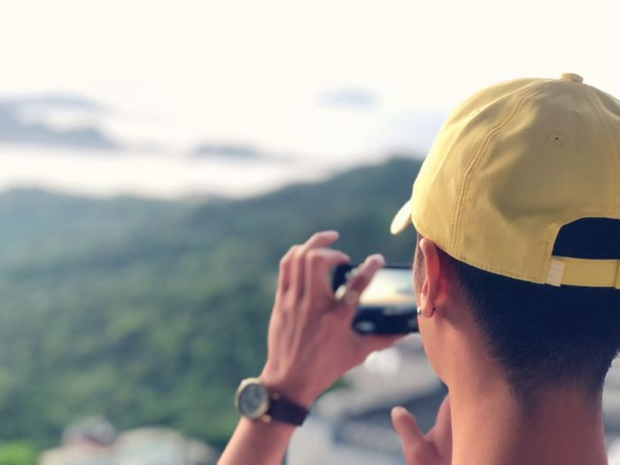 How is different world in your eyes? Jiufen Mountain