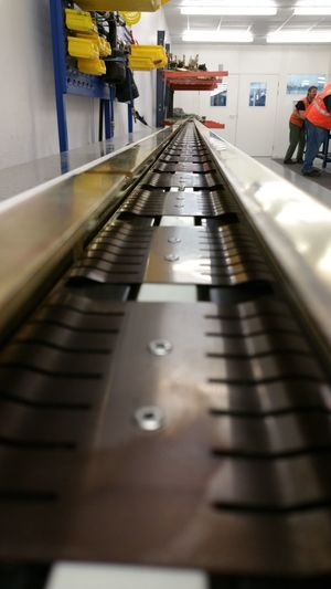 Work Tramway Engineering Design