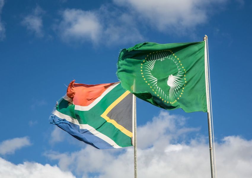 50+ South African Flag Pictures HD | Download Authentic