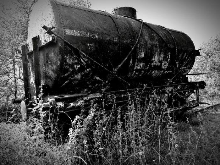 Disusedrailways Irongiant Rusty