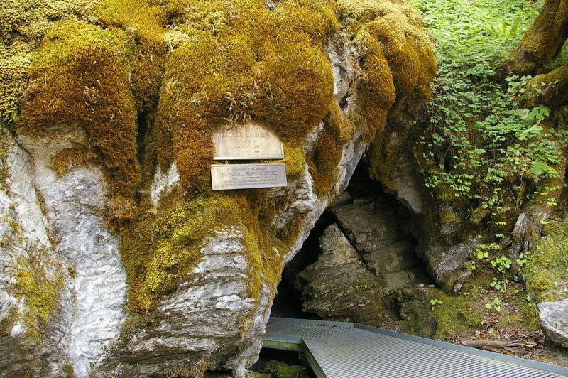 Entrance Oregon