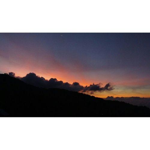Can't stop looking the sky :') Gerlang-Dieng-Jateng First Eyeem Photo