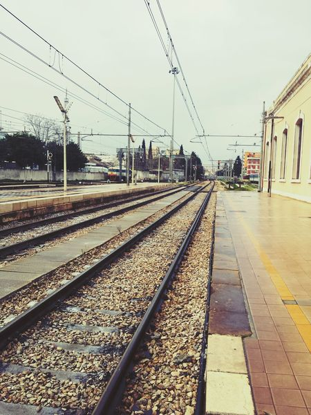 ????Lecce Lecce - Italia Train Station Train Travelphotography Travelling Friends Open Edit Colours Of Autumn Bestdayoftheweek