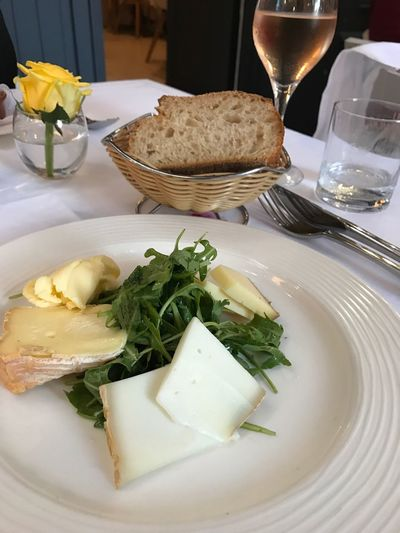Villefranche-sur-Mer Plate Food And Drink Table Food Bread Cheese Wineglass Healthy Eating Drinking Glass Indoors  Drink Wine Ready-to-eat Serving Size Fork Freshness Meal Bowl Sandwich Gourmet