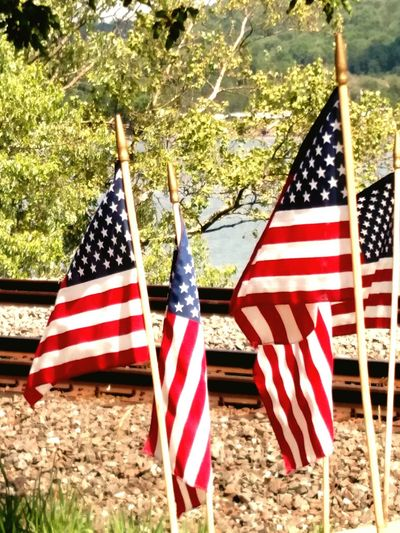 Memorial Day Never Forget Soldiers By Heart Appreciating This Moment P.o.w Military Through My Lens From My Point Of View Flags On The River Ohio My Hometown God Bless You All God Bless America GOD BLESS All Human Beings Moment Of Silence Time To Reflect For My Friends That Connect