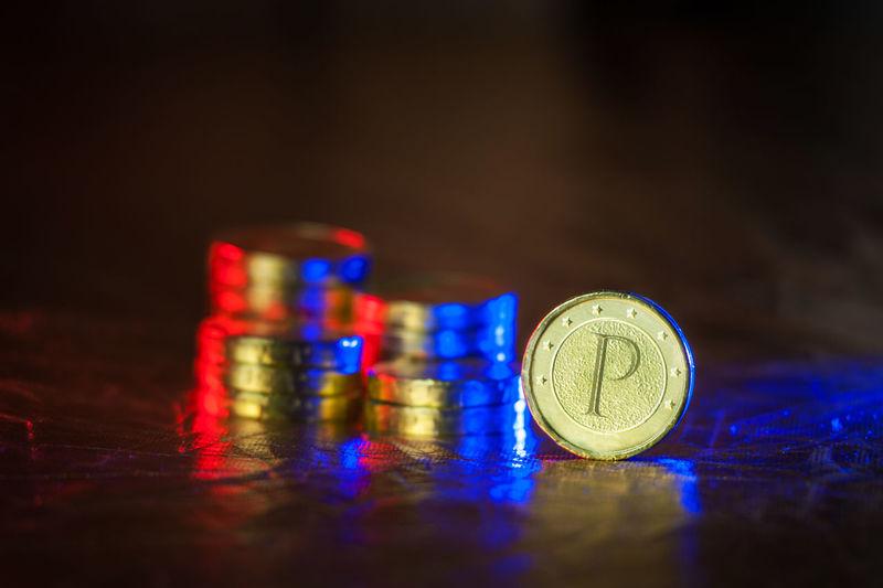 Caracas Maduro New Venezuela Virtual Bank Bitcoin Close-up Coin Criptomoney Nicolas No People Petro Money Petro Venezuela Petrocoin Virtual Money