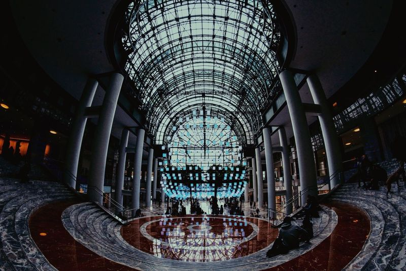 Brookfield 👾 Brookfield Place WTC New York City Fish Eye Geometry NYC Photography Architecture Eyem Best Shots Showcase: February EyeEm Gallery Photography Eyemphotography EyeEm Best Shots Underground Eye4photography  Urbanphotography EyeEm Best Edits New York Mall