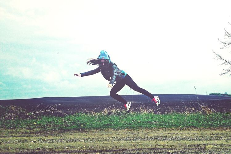 Follow your dream ? Flying High Crazy Moments Hello World That's Me