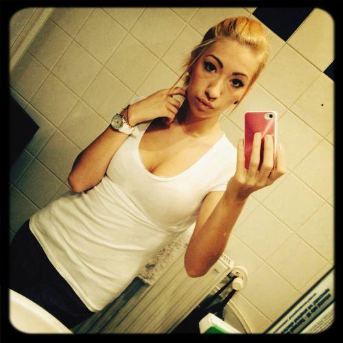 Good morning! Selfie Myself Bathroom
