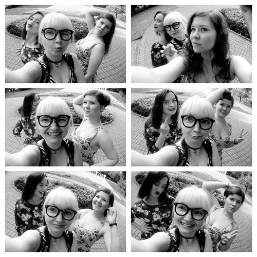 F means F R I E N D S H I P ✌👭👯👱👸💓🌏😜❤🌞 Friendship Friends Street Photography Monochrome Collage EyeEm Best Shots - People + Portrait Self Portrait Around The World Around The World EyeEm Bnw Black And White Collection  Follow Me On Instagram ♥ Follow Me I'll Follow Back EyeEm Best Edits Blackandwhite Photography Selfie ✌ Girls Girl Power Beautiful Girl Cool Girl Sexyselfie Sexygirl Hotlook Hot Day Hot Weather