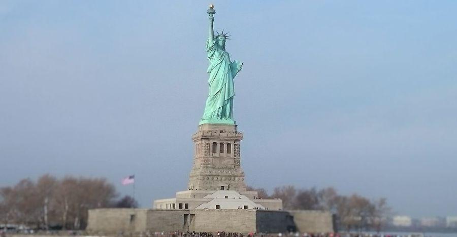 Newyorkcity New York City Statue Of Liberty