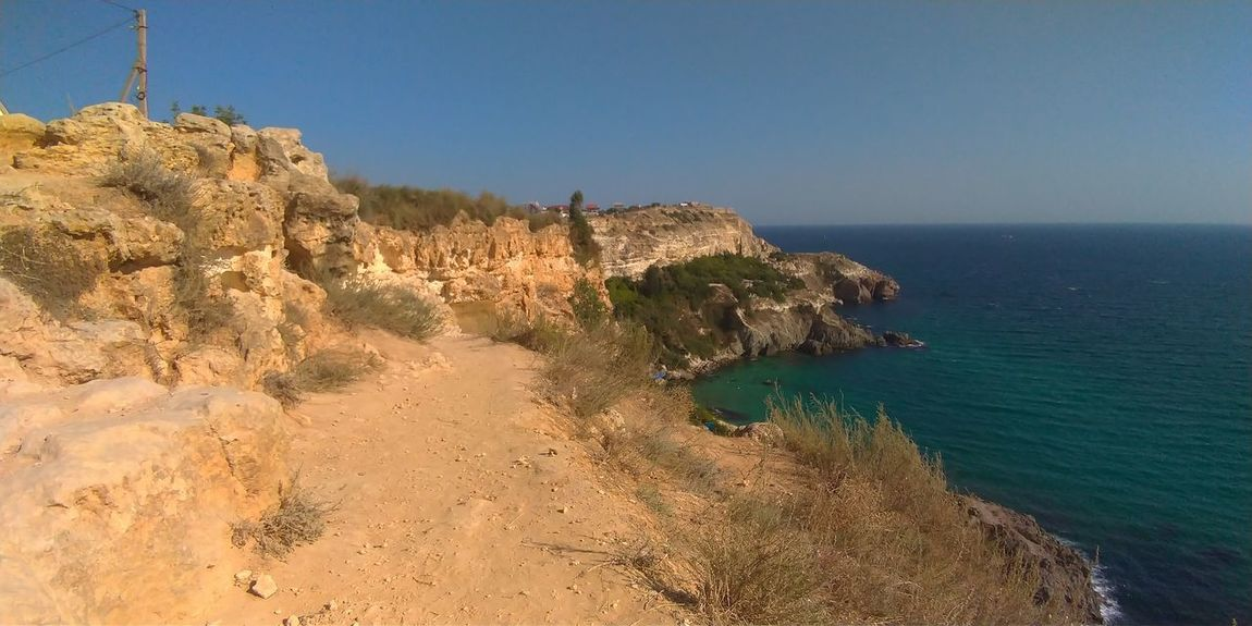 #crimea Crimea Sea Beach Water Sky