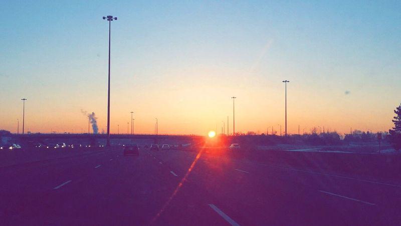 Brightandshine Early Morning Beautiful Rise