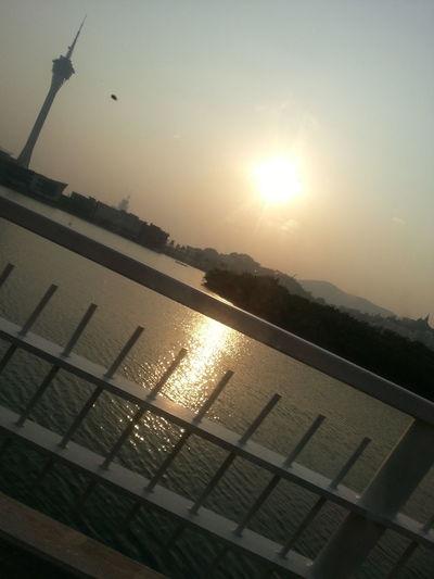 No filter Macau Tower