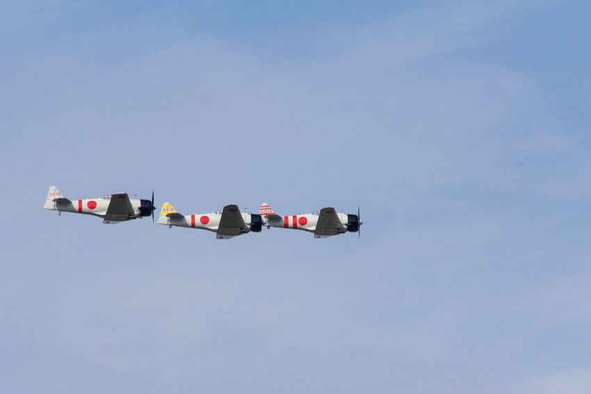 Wings Over Houston Airshow Canon EOS 60D Transportation Nature Mode Of Transportation Day Sky No People Blue