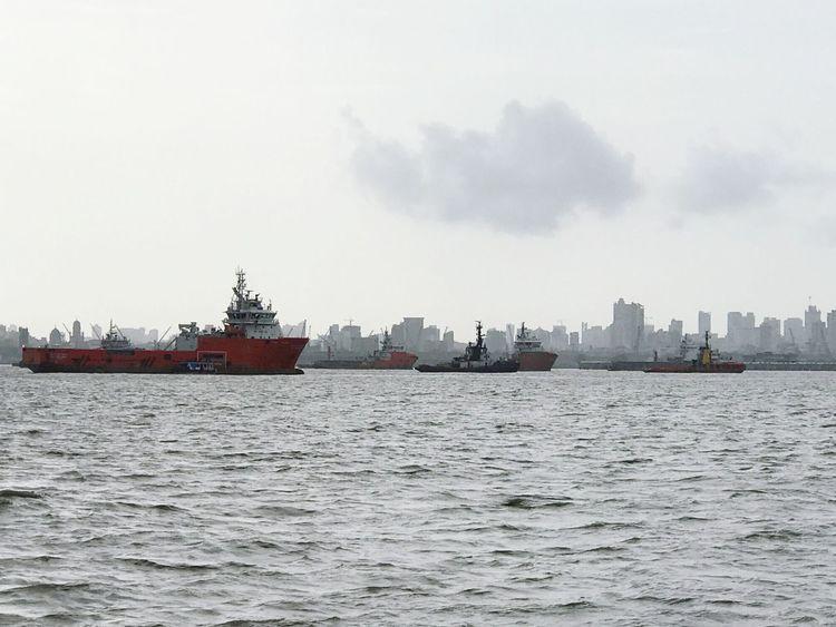 Mumbai Colaba Port India Iphone7+ Bestofindia Skyline