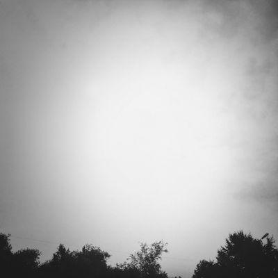 Omsk Fine Art Photography Monochromatic небо