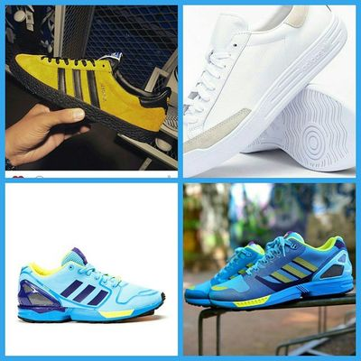 Couple off them are allready on there way.. Adidaszxaqua and Adidasrodlaver the Adidasjamaica and Adidastechpack will be ordered as soon as possible 👏👏👏