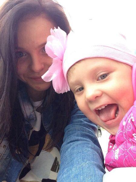Мои любимые девочки)))