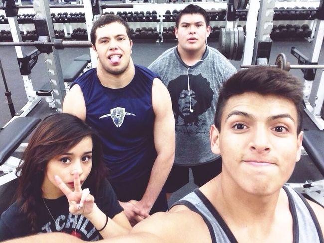 Lifting squad ? Weight Room Squats Lifting