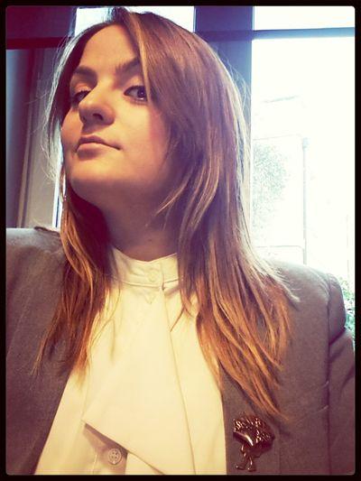 ho ho ho.. saçımı mı gösteriyorum ne.. :)))