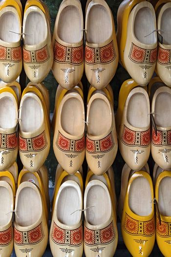 Store Handcraft Shoes Dutch Tradition Tradition Travel Destinations Shopping Mall Souvenir Holland Tourism Clogs Pattern Dutch Netherlands In A Row Large Group Of Objects Tradition No People Cultures Full Frame Traditional Festival Variation Close-up Backgrounds For Sale Retail  Arrangement Shoe Store Shopaholic Various