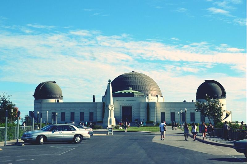 Los Ángeles California Griffith Observatory