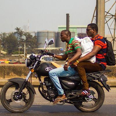 Stripes! Lagos Nigeria Africa Snapitoga streetphotography bike