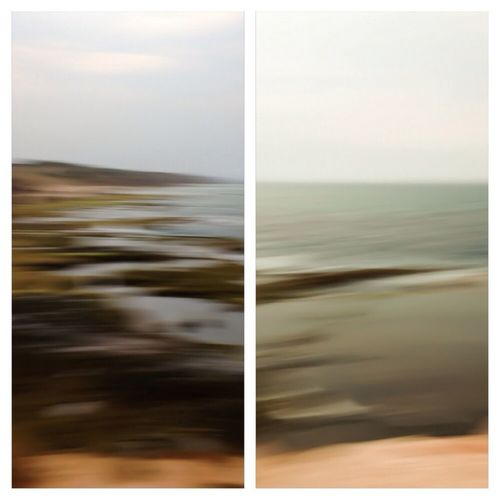 Sea Scape on Speed...