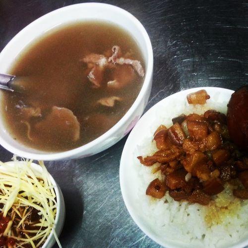 牛肉湯 Morning台南人的早餐