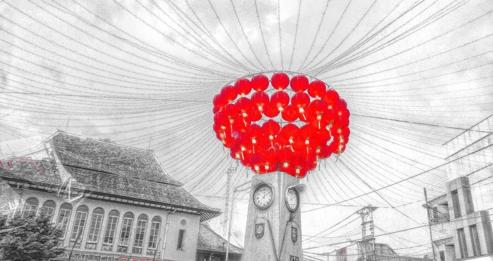 Solocity Lunar New Year Lampion Eye4photography  Red Streetphotography Walking Around
