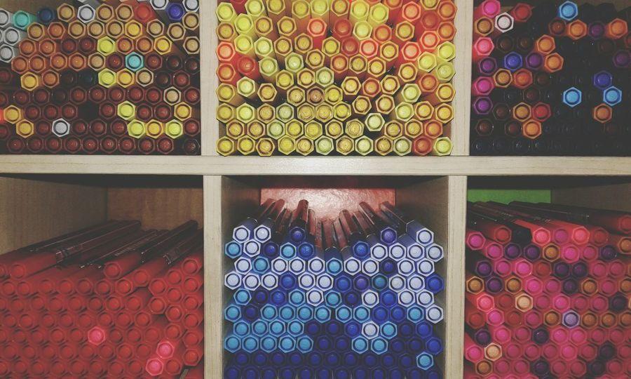 Colourpencils That's Me Hello World ♡♡♡♡♡ Rahatınaduskunkiz