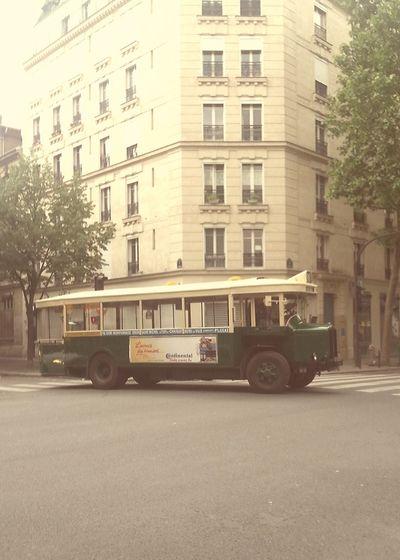 Nostalgia Bus Ride Taking Photos Streamzoofamily