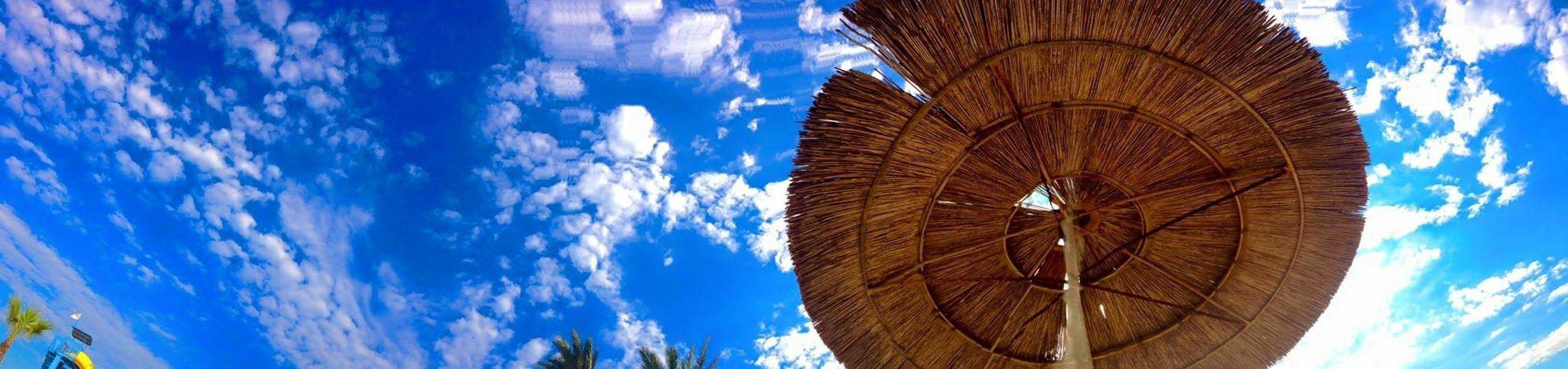 Blue Sky Summer ☀ Beach in Ayianapa