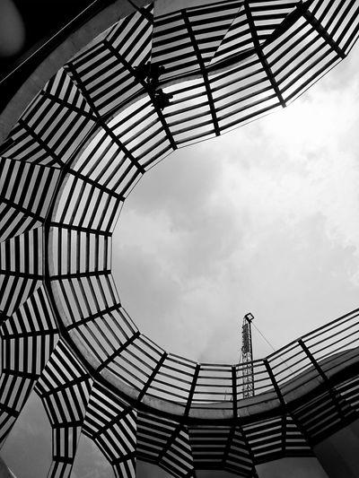 Lookingup Architecture Blackandwhite Singapore Travelphotography Lines & Curves Urban Geometry Travel The Architect - 2015 EyeEm Awards