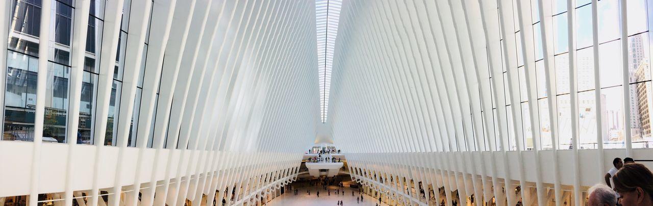 Interior of grand central terminal