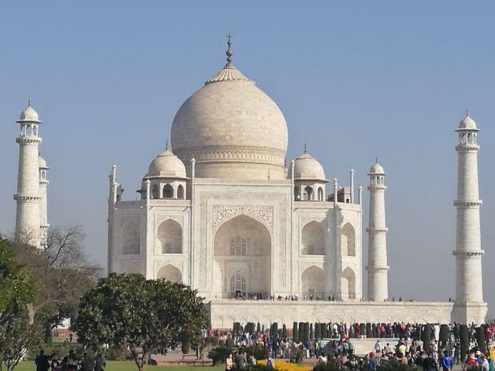The amazing Taj
