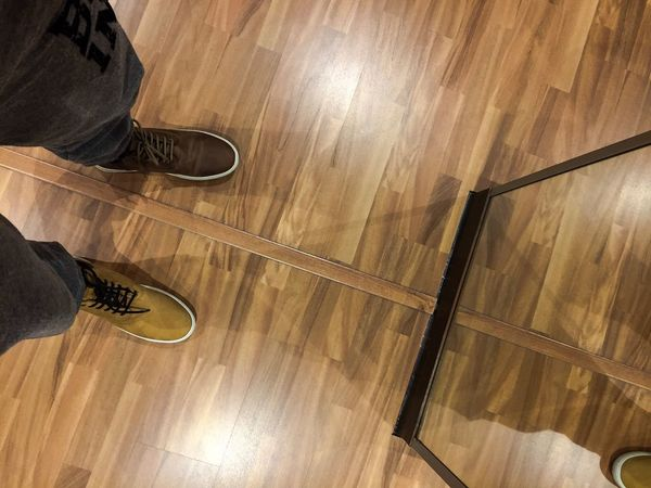 Beautifully Organized Hardwood Floor Low Section Indoors  Human Leg Shoe One Person Human Body Part Textured  Close-up Adult Men Adults Only People Musician Dance Floor Only Men Hardwood One Man Only Shades Of Brown Shouse Travel Destinations WoodLand Wood - Material Brown Rethink Things