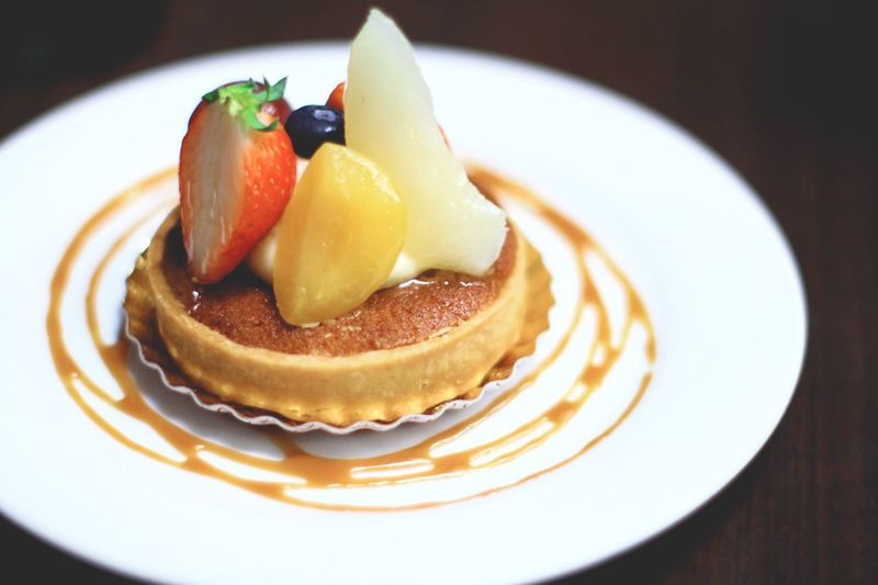 Food Sweet Food Fruit Dessert Cafe Cafe Time Ready-to-eat Cake Tarte