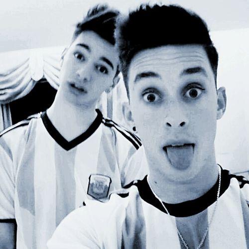 Hi!Smail :) Yolo,bitch Street Argentina Beautiful One Minute Futbol Pasion :p Argentinaaaaa :v ♥