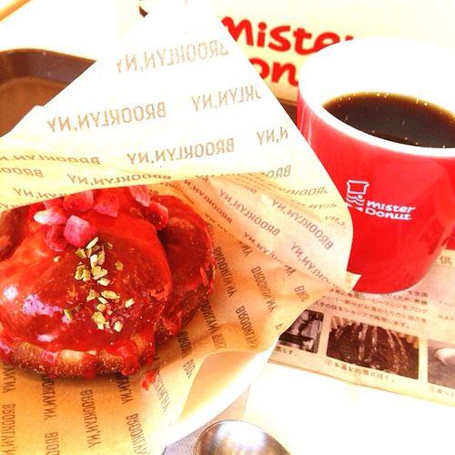 coffee break.☕️? Tea Time Iphone5C Donuts Coffee Break