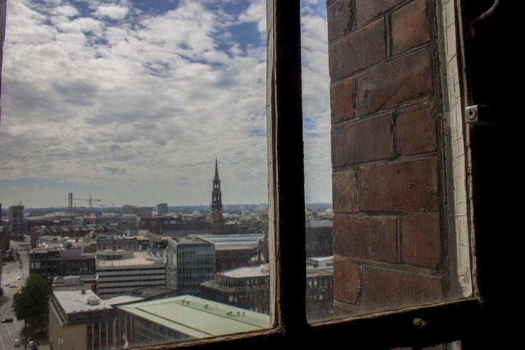 #Canon #church #City #Hamburg #old #Skyline #tower #photography #Window The Architect - 2017 EyeEm Awards