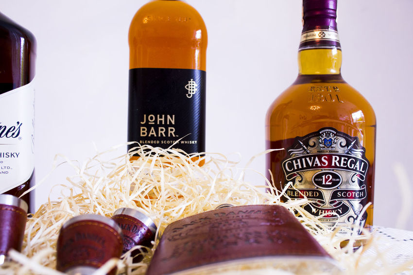 whisky Whisky Garden Garrafas