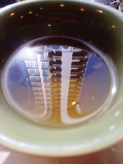 Tea Reflection Architecture