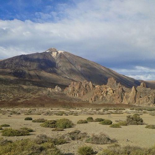 The Adventure Handbook El Teide Tenerife Vulcan Canary Islands Route Starting A Trip From The Buswindow Volcanoes The KIOMI Collection